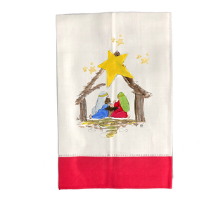 Tea Towel  Christmas T1021R