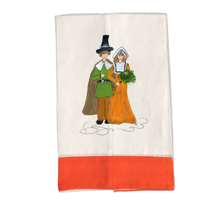 Tea Towel Thanksgiving T1022O