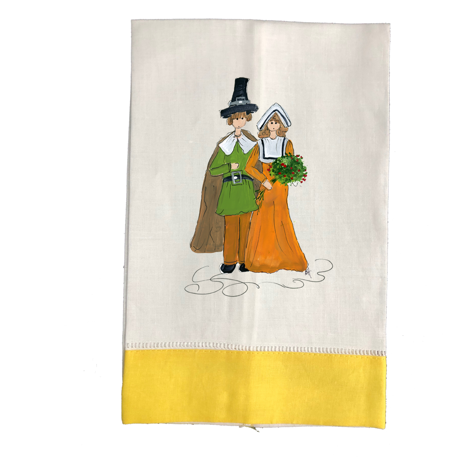 Tea Towel Thanksgiving T1022Y