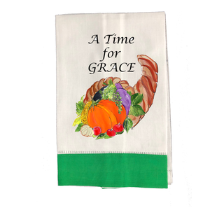 Tea Towel Thanksgiving T195G