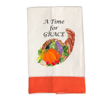 Tea Towel Thanksgiving T195O