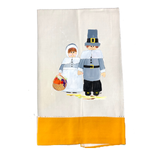 Tea Towel Thanksgiving T382M