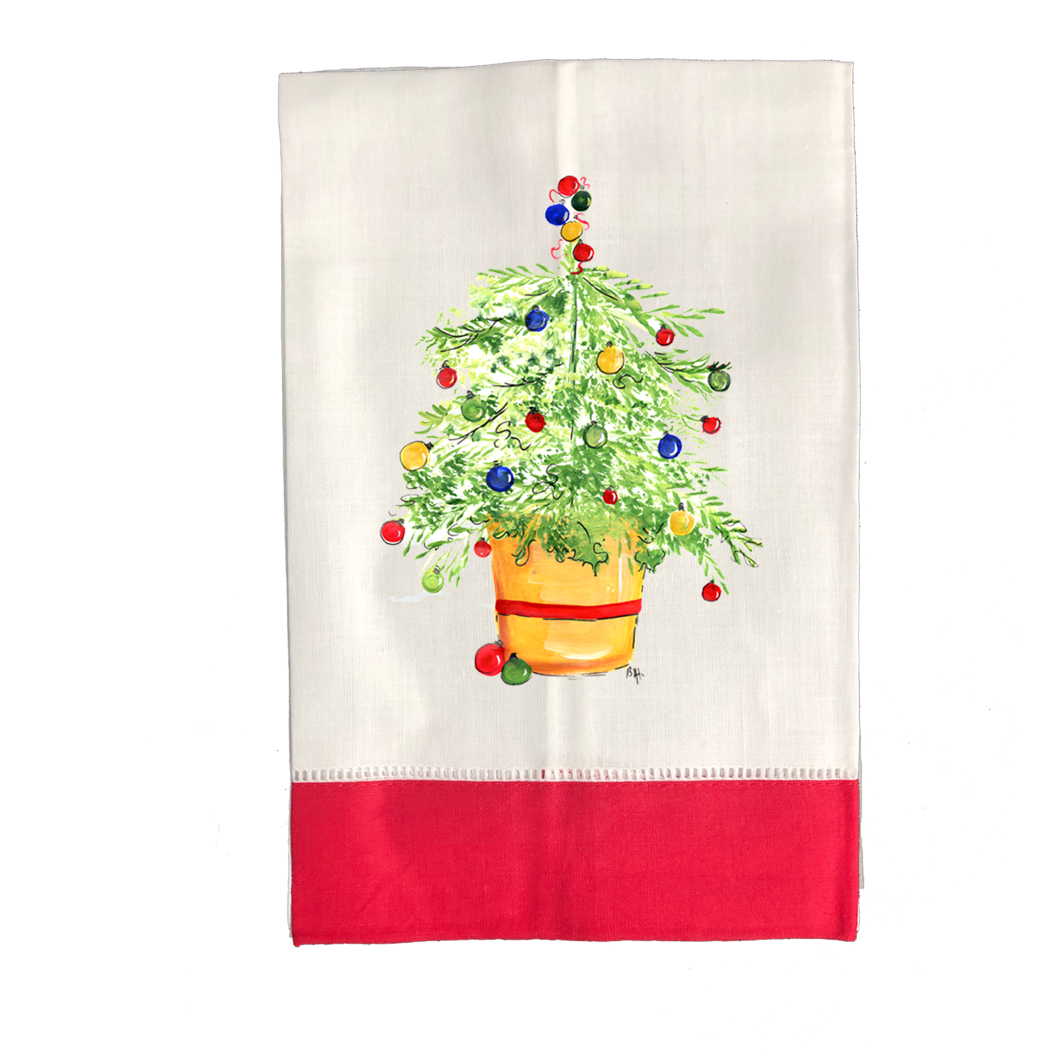 Tea Towel  Christmas T476R