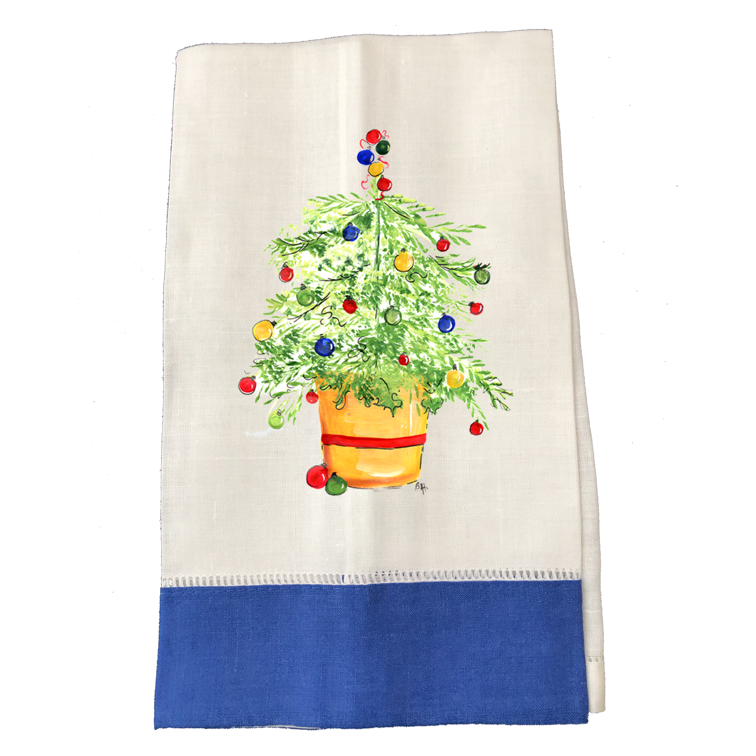 Tea Towel  Christmas T476RB