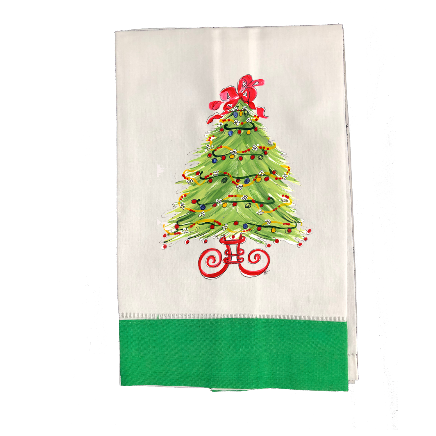 Tea Towel  Christmas T481G