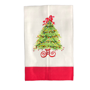 Tea Towel  Christmas T481R