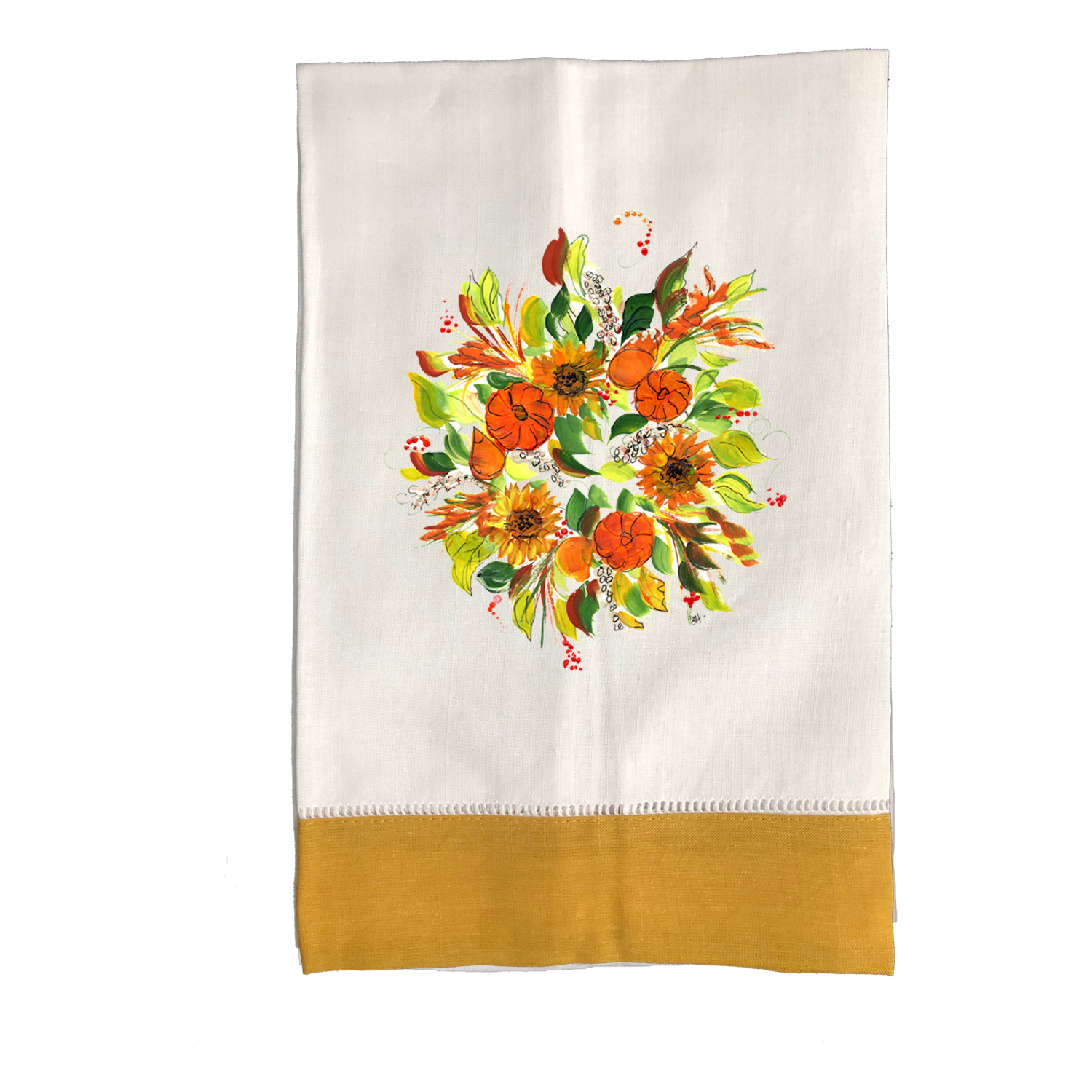 Tea Towel T504GLD