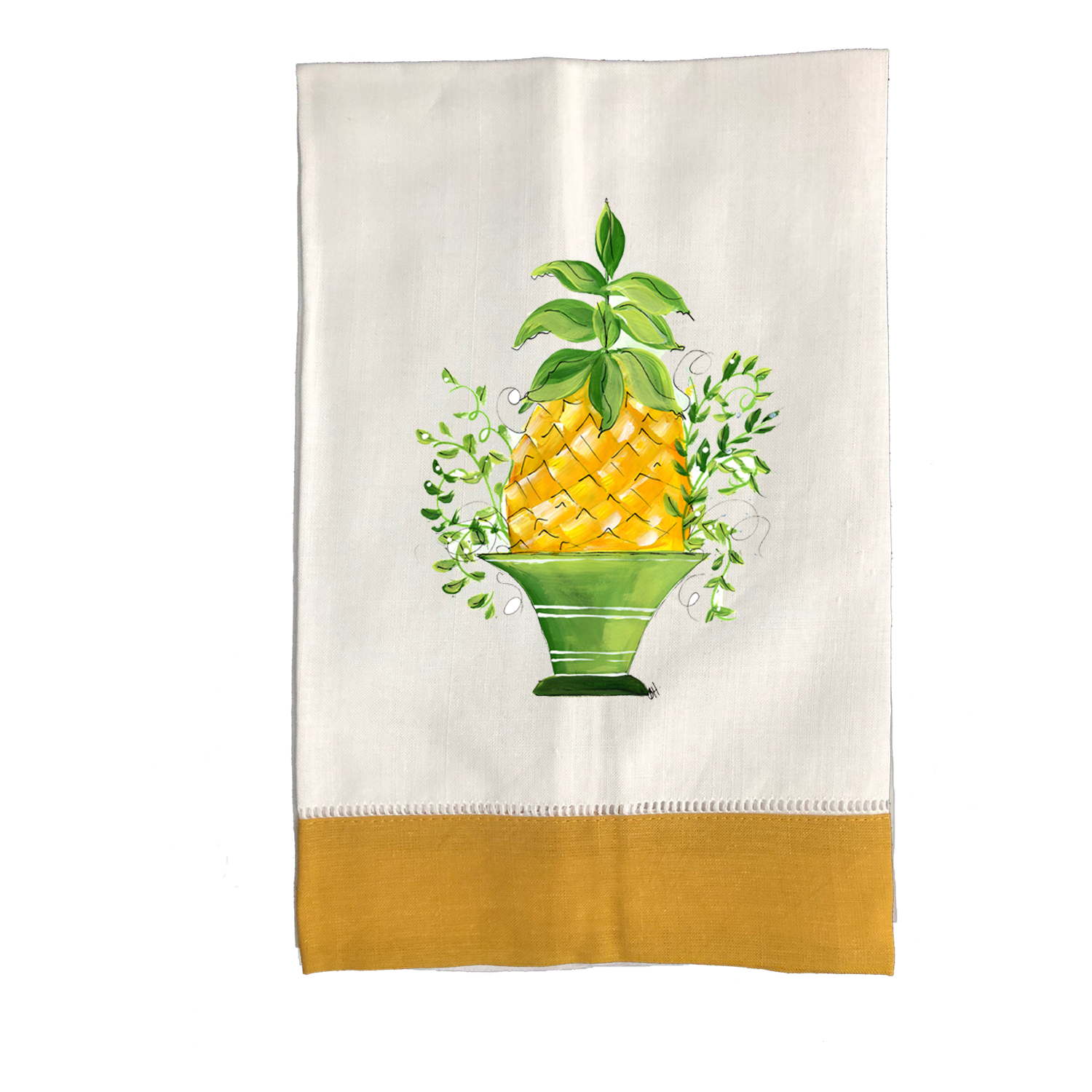 Tea Towel T572GLD