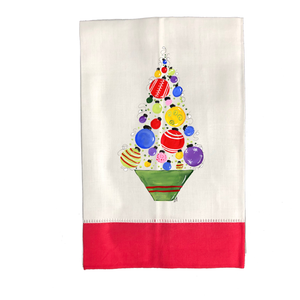 Tea Towel  Christmas T619R