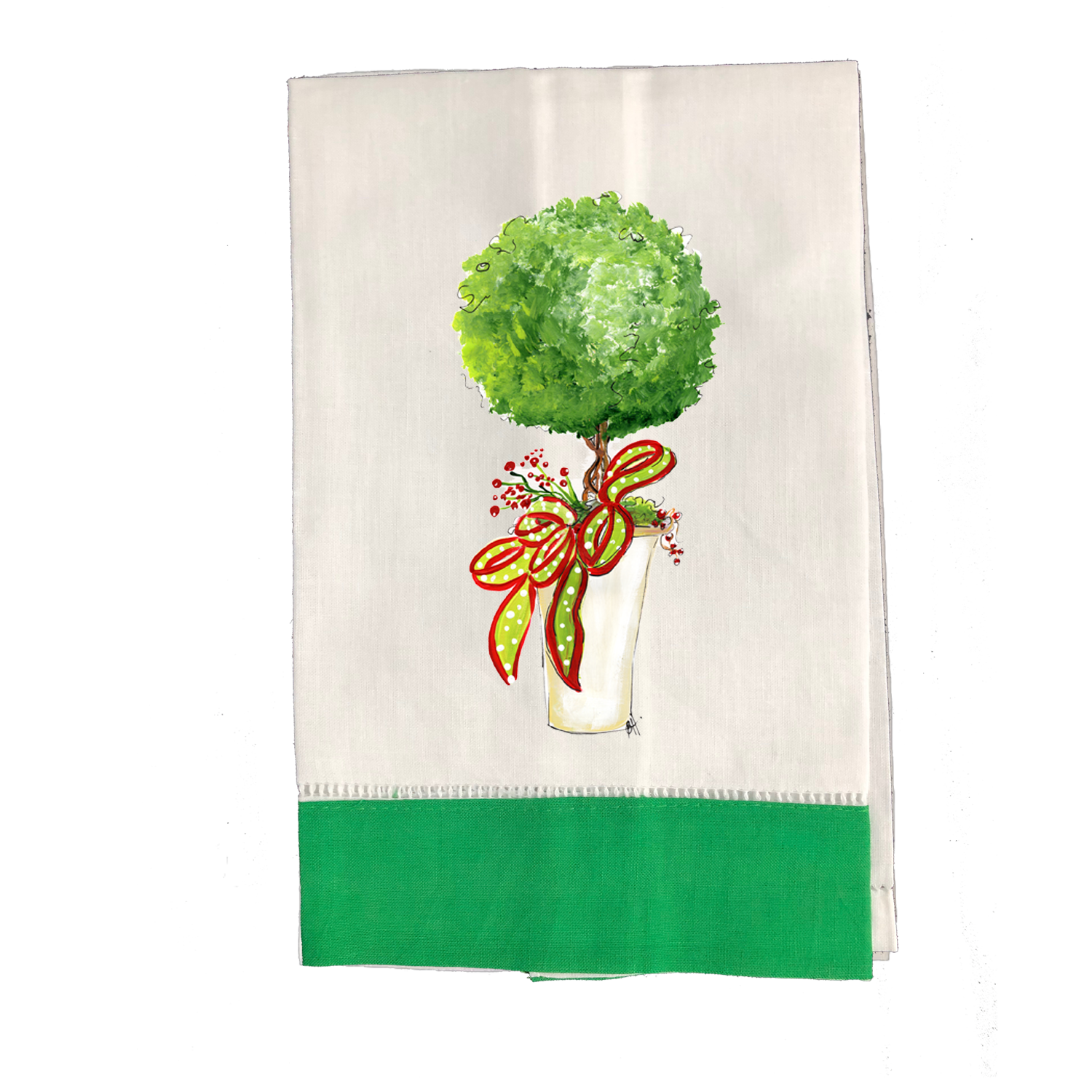Tea Towel  Christmas T629G