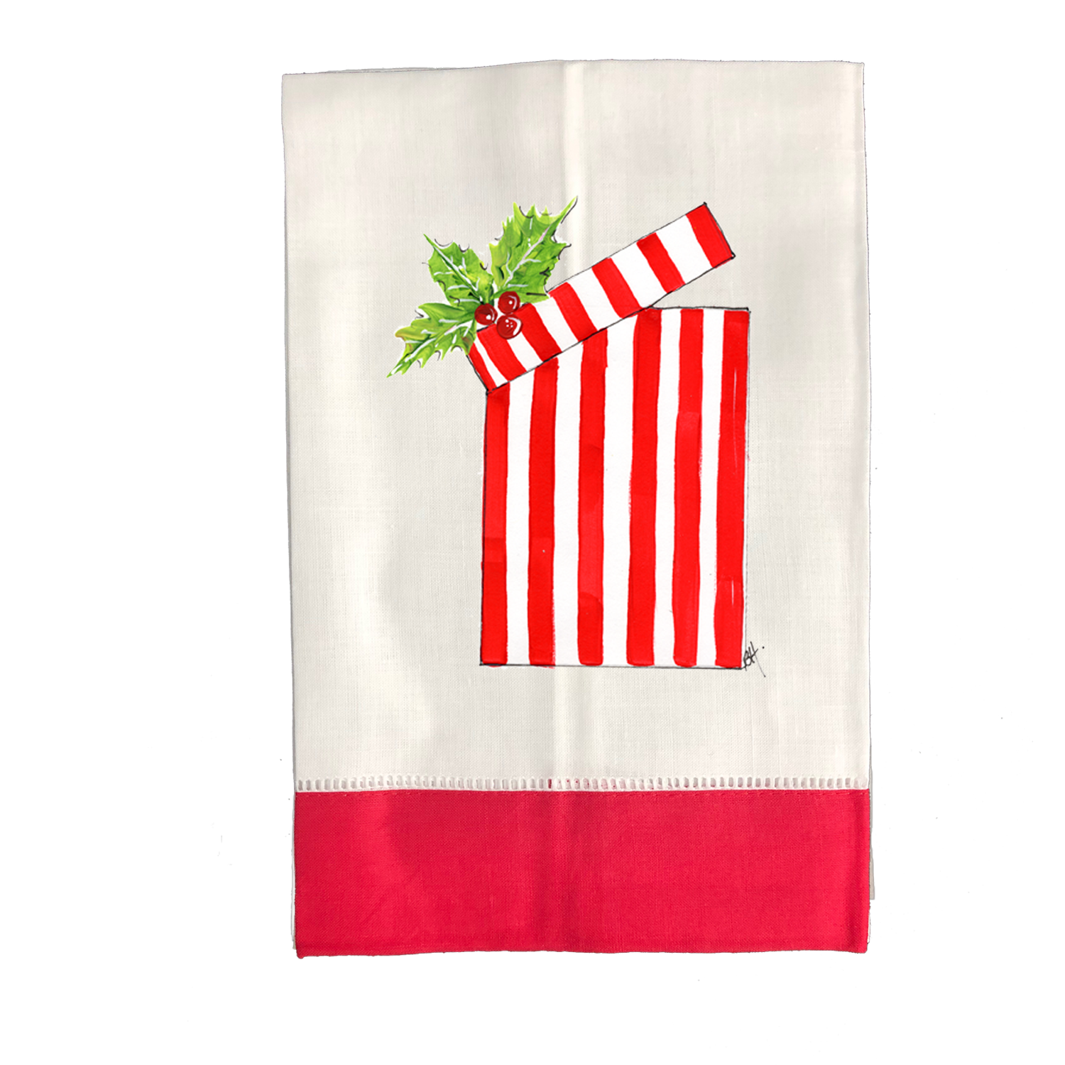 Tea Towel  Christmas T638R