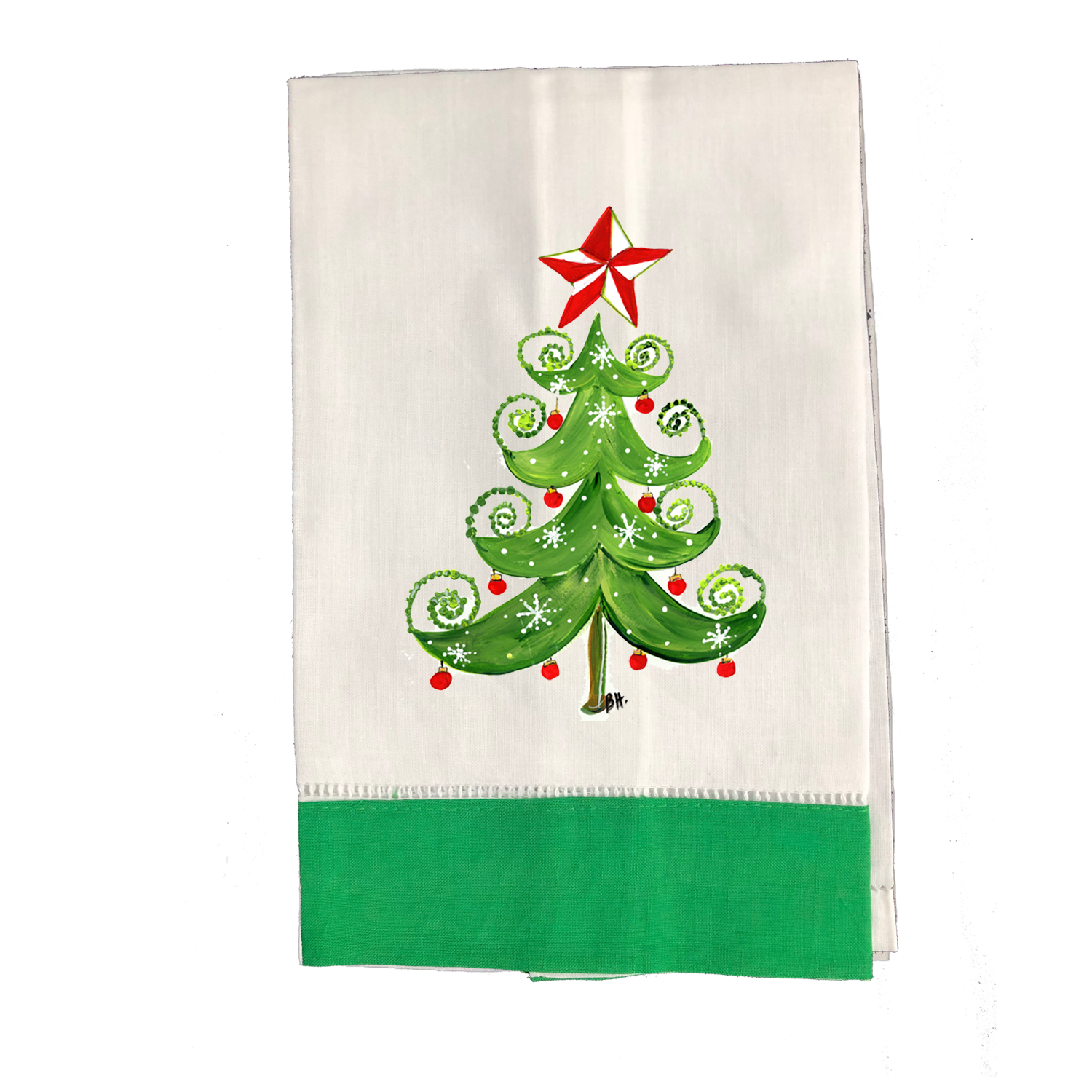 Tea Towel  Christmas T639G