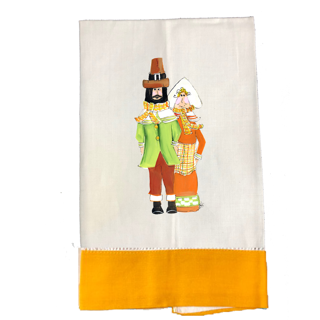 Tea Towel Thanksgiving T653M