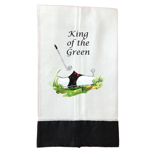 Tea Towel T700BLK