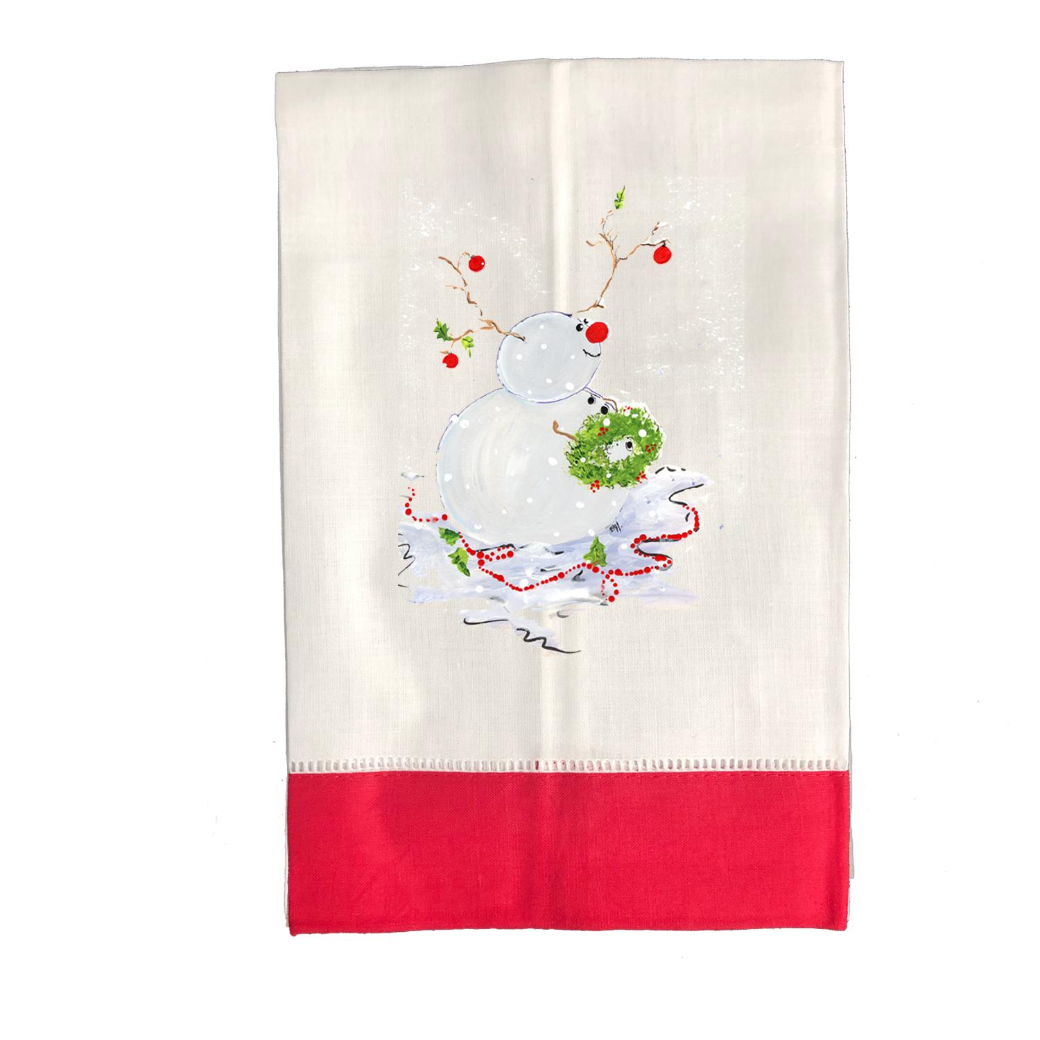 Tea Towel  Christmas T825R