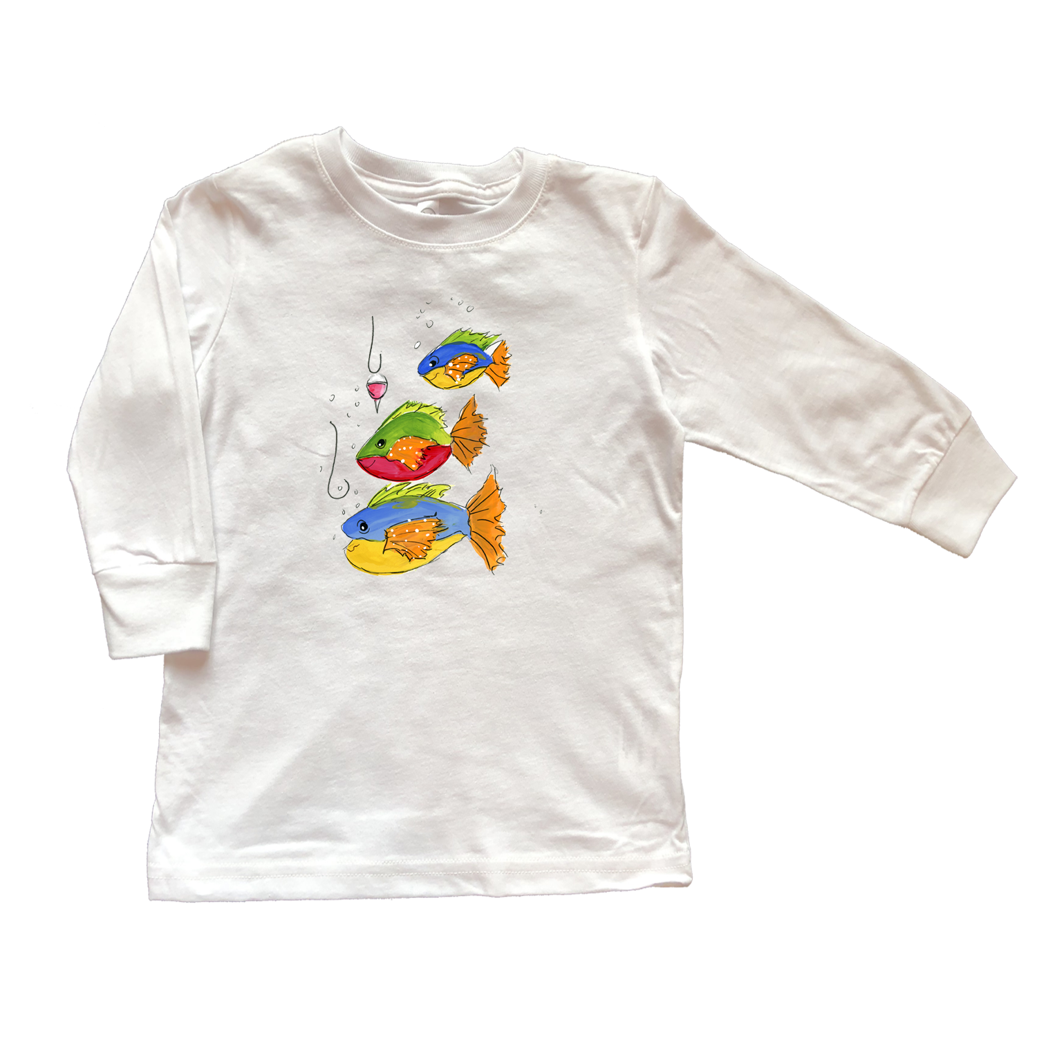 Boys Tee Shirt Long Sleeve TS1024
