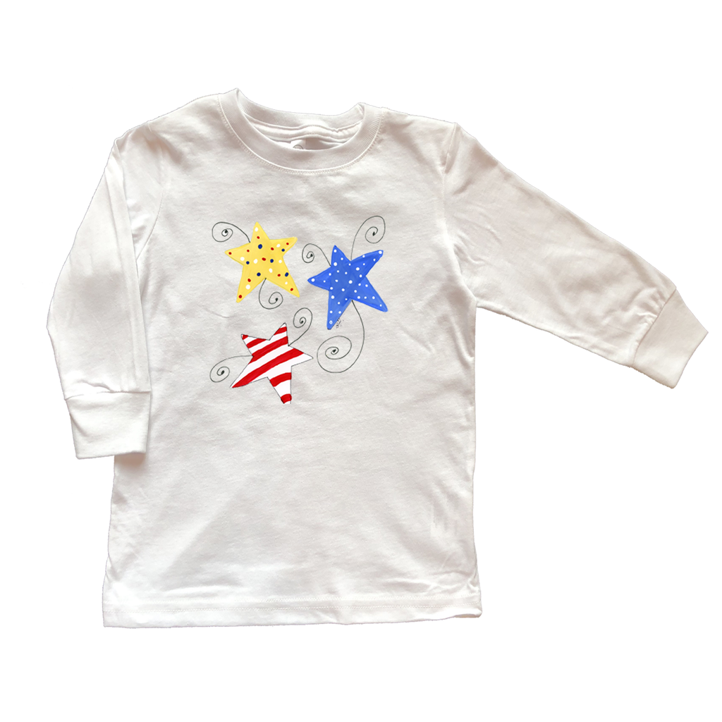 Girls Tee Shirt Long Sleeve TS1028