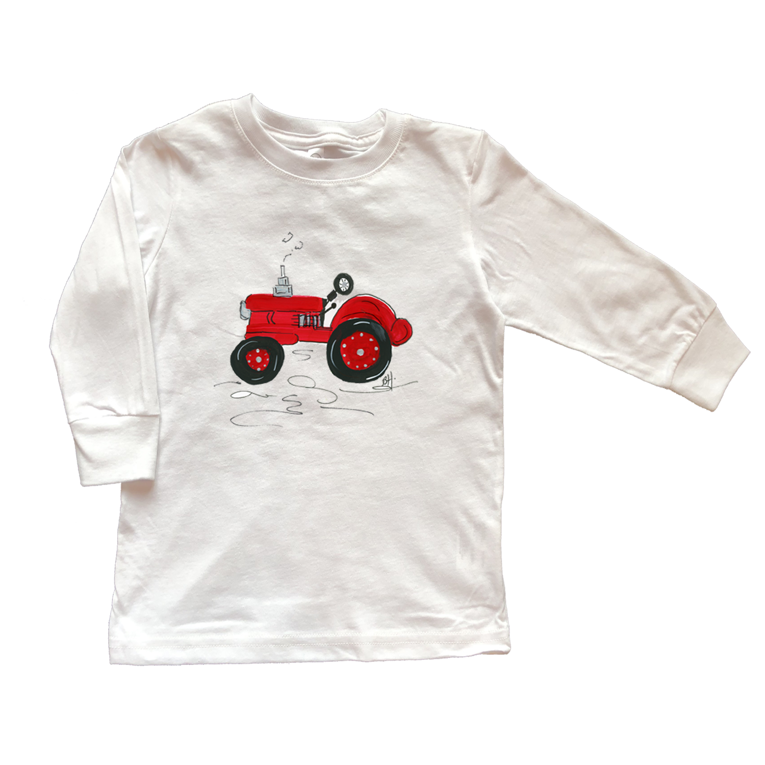 Boys Tee Shirt Long Sleeve TS1042