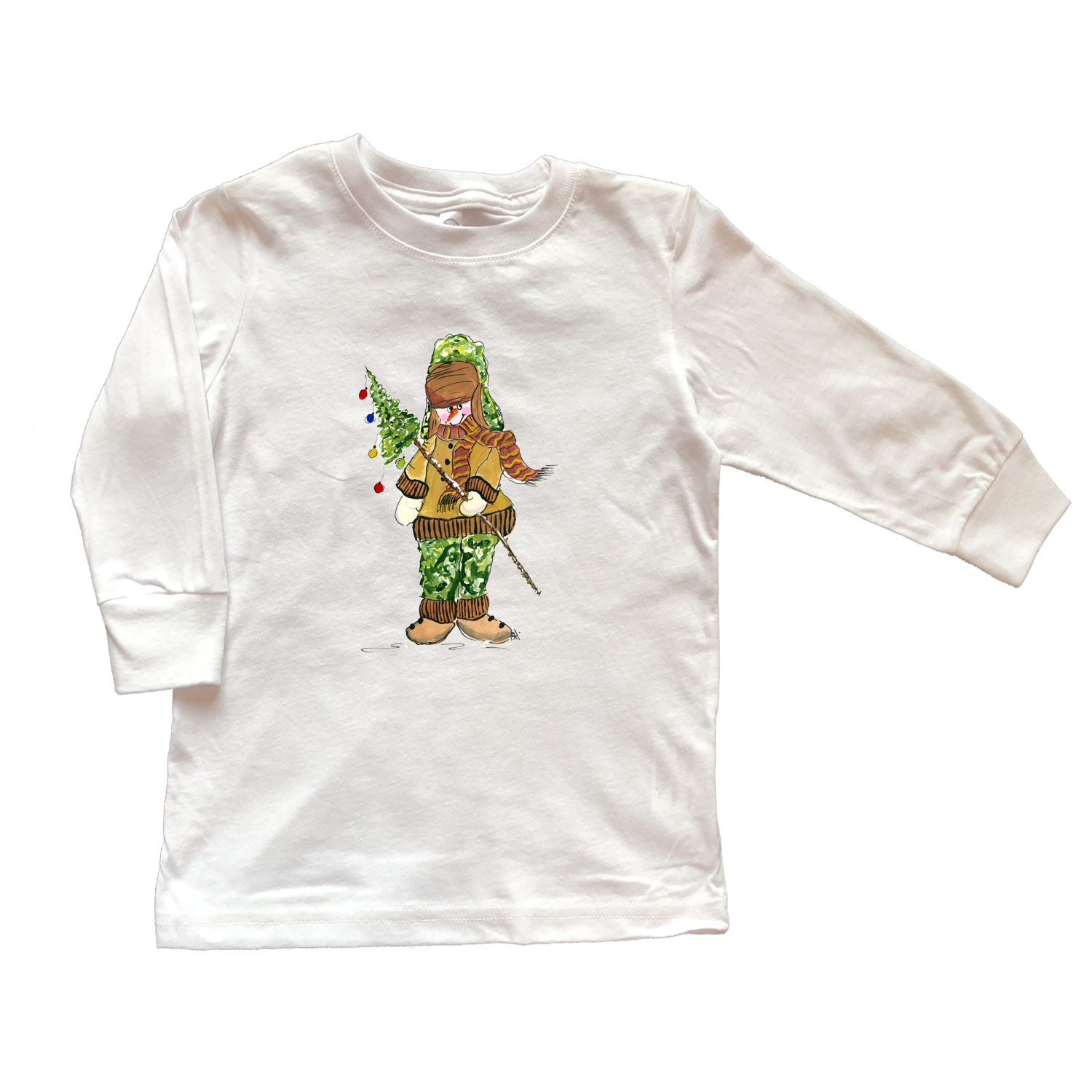 Boys Tee Shirt Long Sleeve TS1045