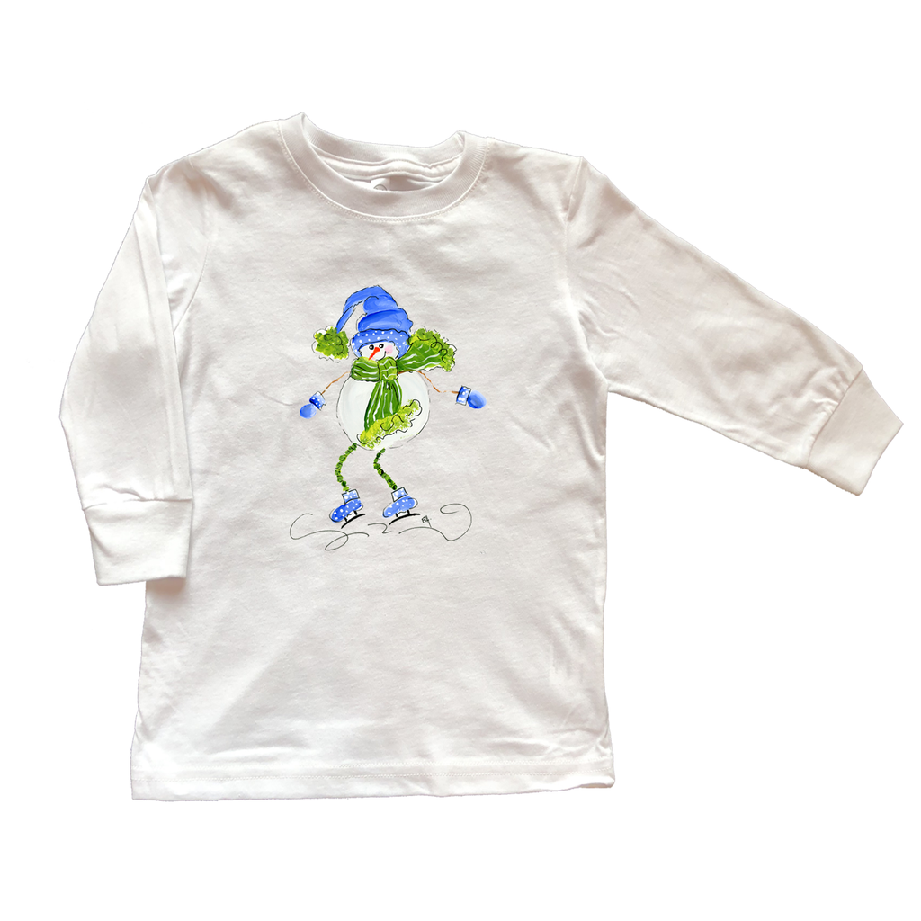 Boys Tee Shirt Long Sleeve TS1049