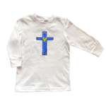 Girls Tee Shirt Long Sleeve TS1053