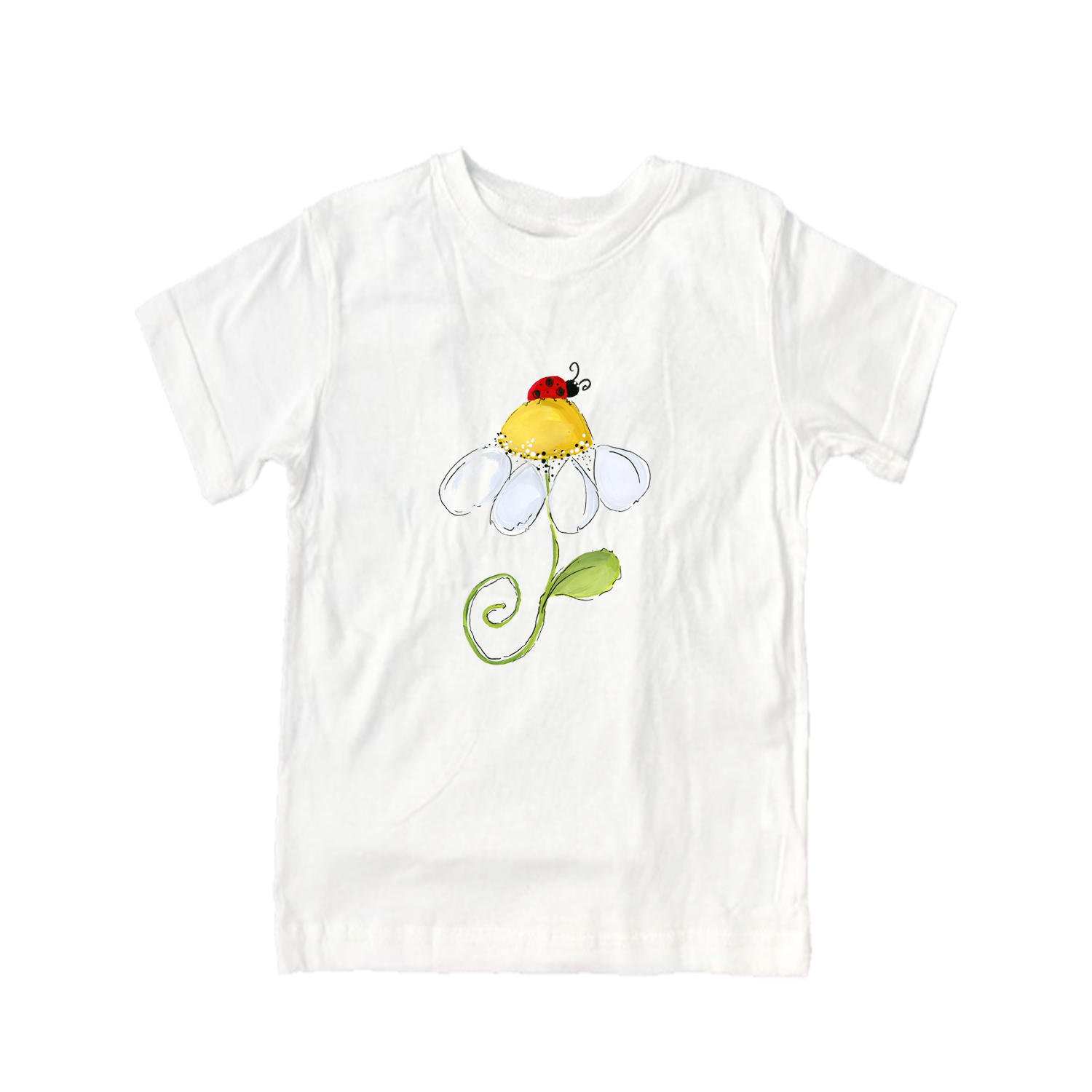 Girls Tee Shirt TS1072
