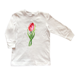 Girls Tee Shirt Long Sleeve TS107