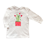Girls Tee Shirt Long Sleeve TS263