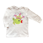 Girls Tee Shirt Long Sleeve TS443