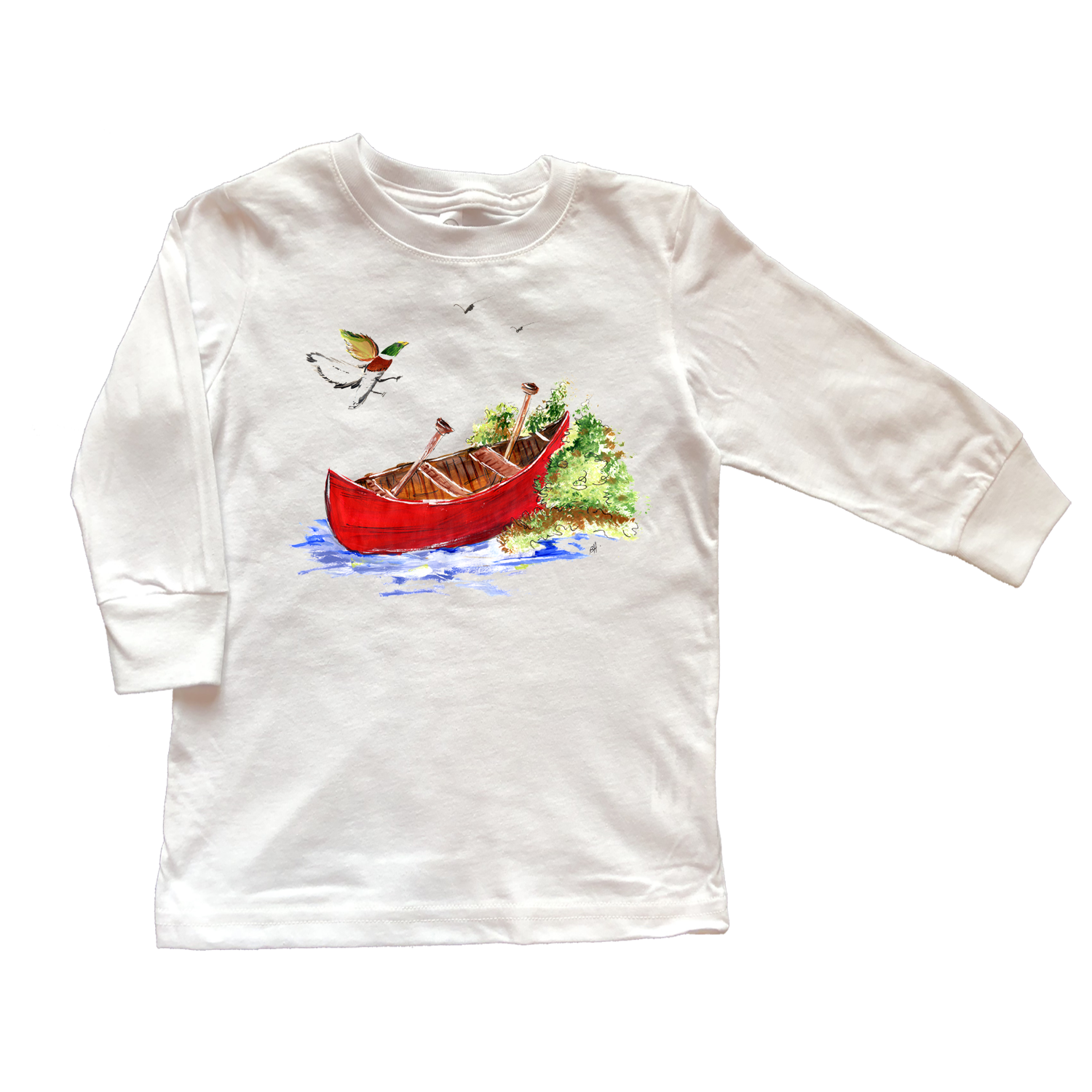 Boys Tee Shirt Long Sleeve TS492