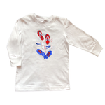 Girls Tee Shirt Long Sleeve TS557