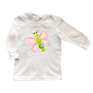 Girls Tee Shirt Long Sleeve TS658
