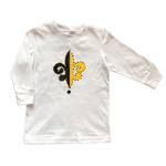 Girls Tee Shirt Long Sleeve TS695