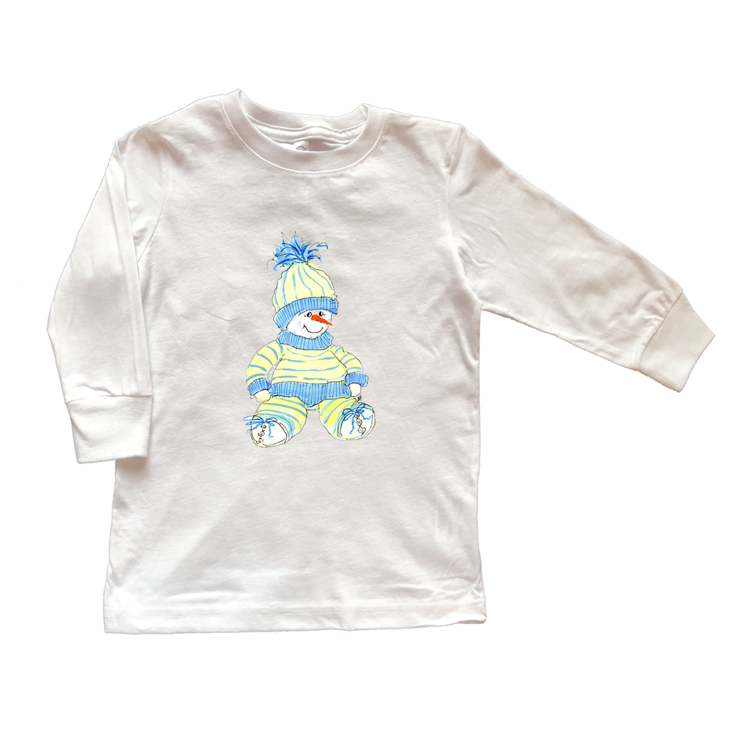 Boys Tee Shirt Long Sleeve TS702