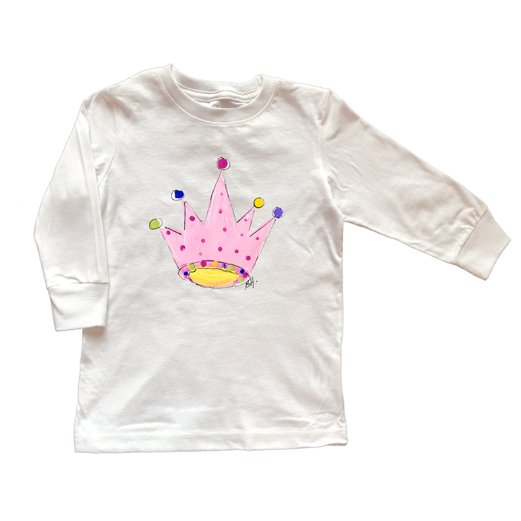 Girls Tee Shirt Long Sleeve TS71