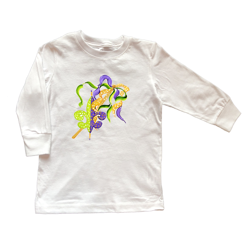 Girls Tee Shirt Long Sleeve TS768