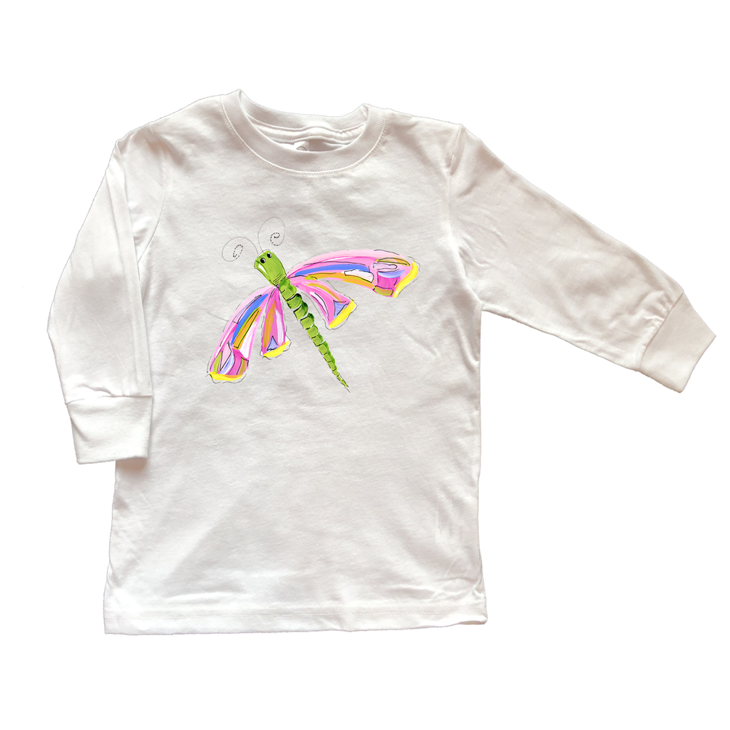 Girls Tee Shirt Long Sleeve TS775