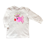 Girls Tee Shirt Long Sleeve TS787