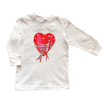 Girls Tee Shirt Long Sleeve TS799
