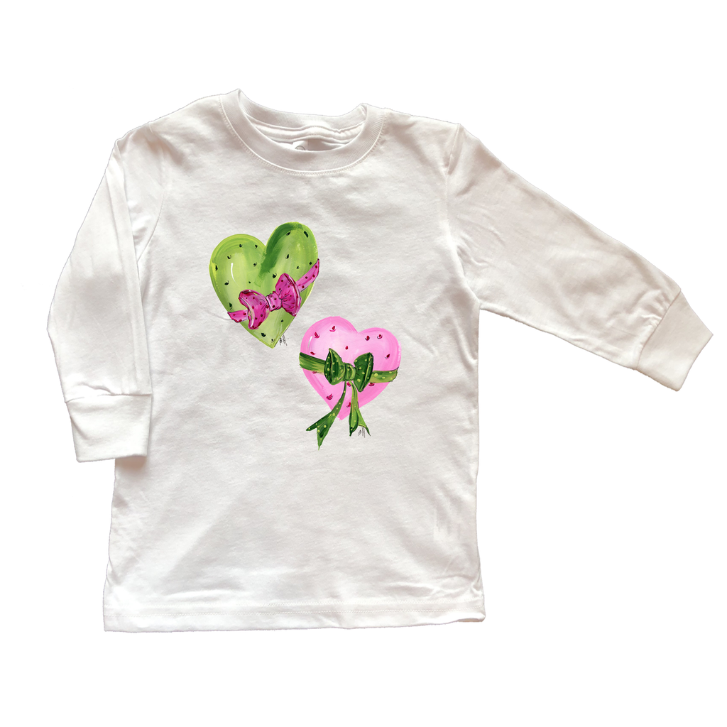 Girls Tee Shirt Long Sleeve TS800