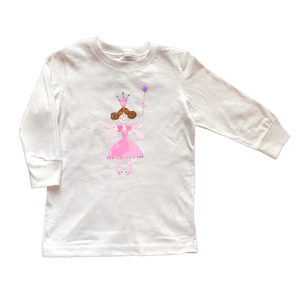 Girls Tee Shirt Long Sleeve TS811