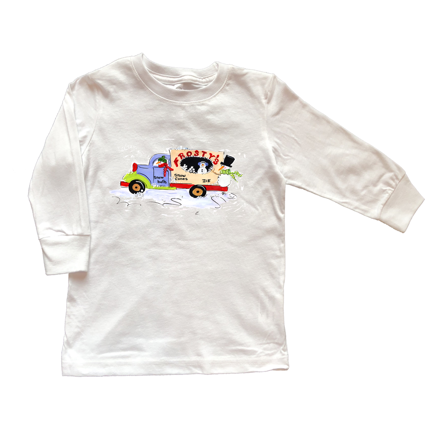 Boys Tee Shirt Long Sleeve TS814