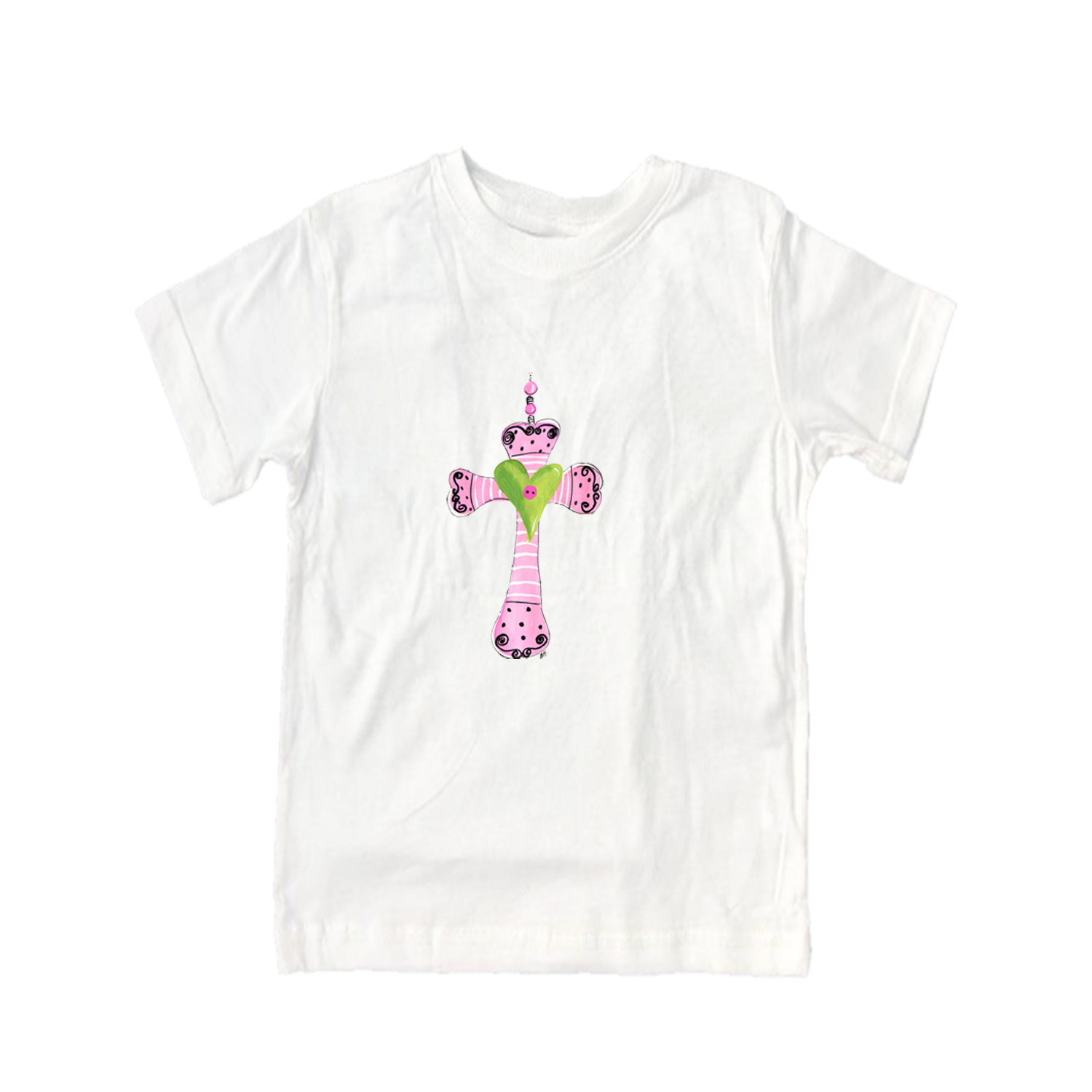 Girls Tee Shirt TS859