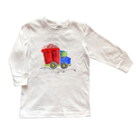 Boys Tee Shirt Long Sleeve TS863