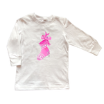 Girls Tee Shirt Long Sleeve TS885