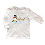 Boys Tee Shirt Long Sleeve TS903