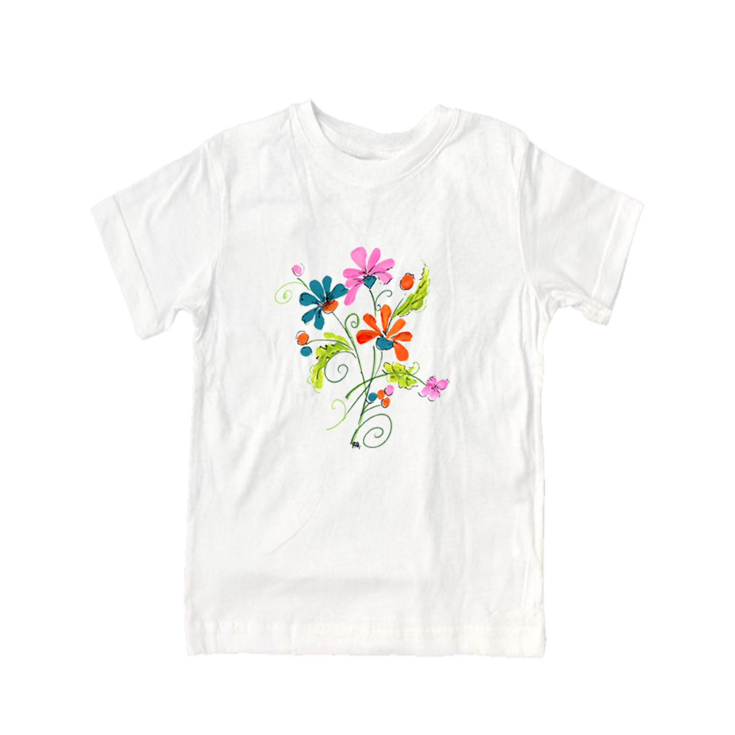 Girls Tee Shirt TS917