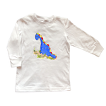 Boys Tee Shirt Long Sleeve TS920