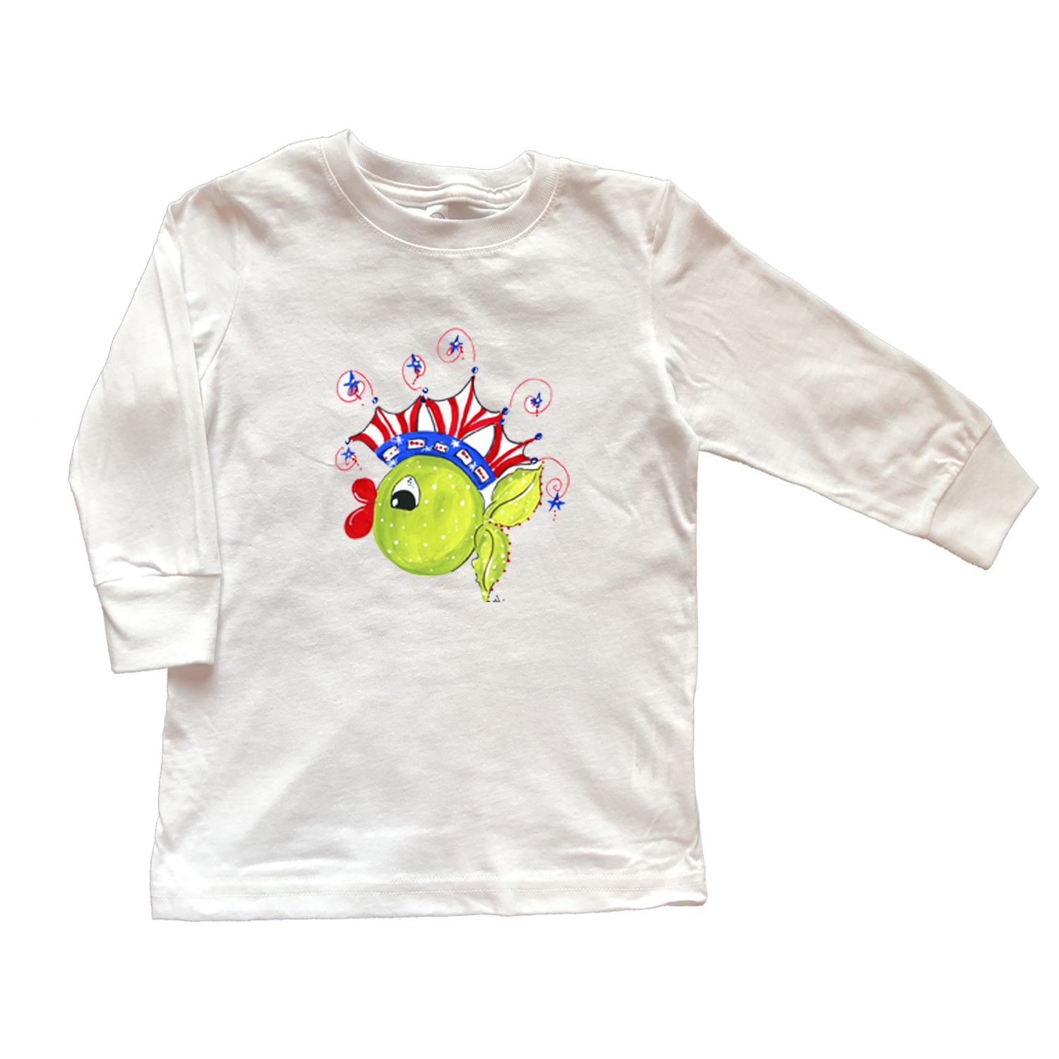 Girls Tee Shirt Long Sleeve TS921