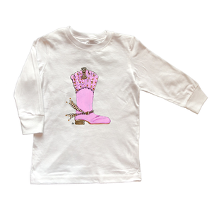 Girls Tee Shirt Long Sleeve TS952